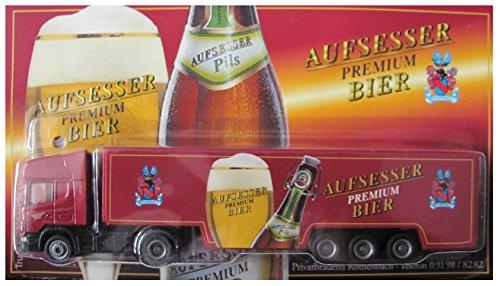Aufsesser Nr.07 - Premium Bier, Privatbrauerei Rothenbach - Scania - Sattelzug