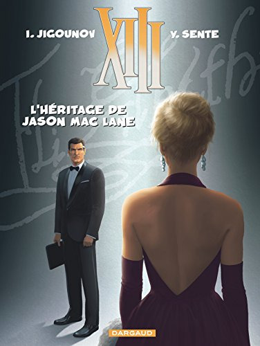 XIII - Ancienne collection - tome 24 - L'Héritage de Jason Mac Lane