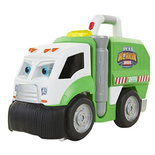 Cefa Toys- Dusty, el súper camión de Basura, Multicolor (88315)