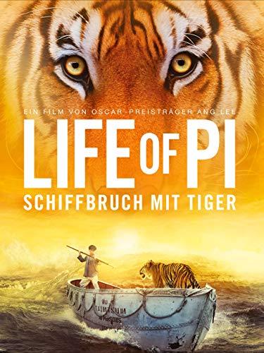 Life of Pi: Schiffbruch mit Tiger