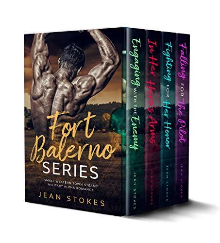 Fort Balerno Box Set: Small Western Town Ex-Military Alpha Romance (English Edition)