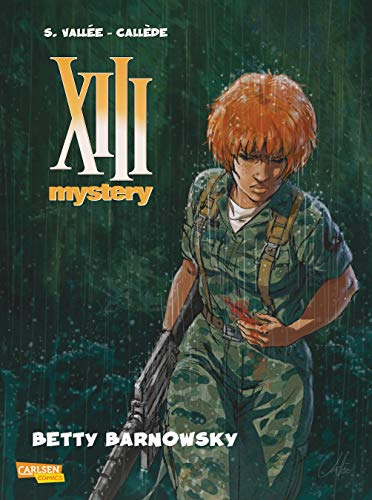 XIII Mystery 7: XIII Mystery Band 7: Betty Barnowsky (7)