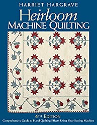 heirloom Machine Quilting book