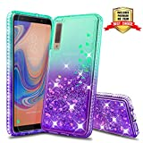 Case for Samsung Galaxy A7 2018 with HD Screen Protector,