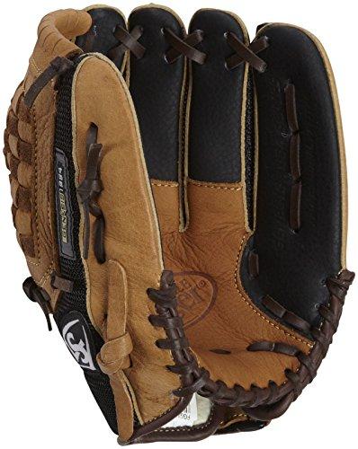 Louisville Slugger 11-Inch FG Genesis Baseball Infielders Gloves,...