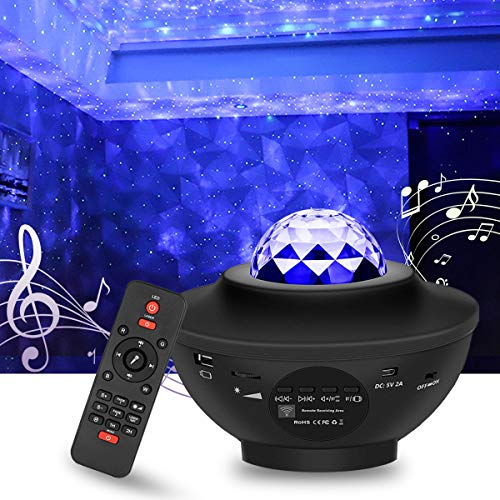 Ambience Star Light Galaxy Projector