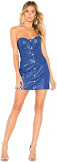 しあわせ宜蘭 ワンピースドレス レディース夏ゆったり上品女性セクシーなオフショルダーソリッドケリボディコンドレスミニチューブトップドレス