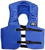OMP OMPKK040010XL041 Protector Costilla, Azul, Talla XL