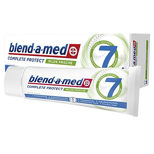 Blend-a-med Complete Protect 7 Milde Frische Zahncreme, 1er Pack (1 x 75 ml)