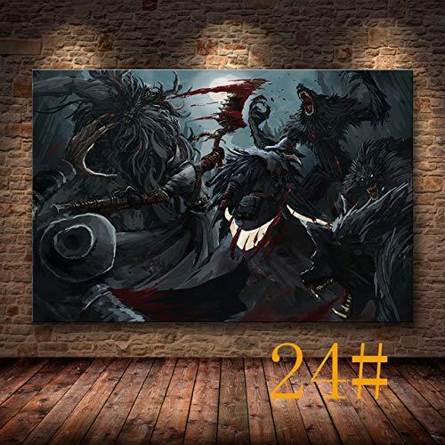 The Poster Decoration Gemälde von auf HD Canvas Gemälde Kunstposter und Kunstdrucke Bilder malen