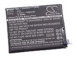 vhbw Batería Recargable Compatible con BQ Aquaris M5.5 móvil, Smartphone (3400 mAh, 3,8 V, polímero de Litio)
