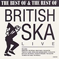 Best of British Ska Live by Various Artists (1999-12-25)