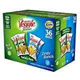 Sensible Portions Veggie Straws Variety Pack...