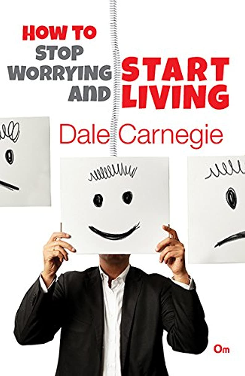 コンバーチブル一貫したブルーベルHow to Stop Worrying and start living (English Edition)