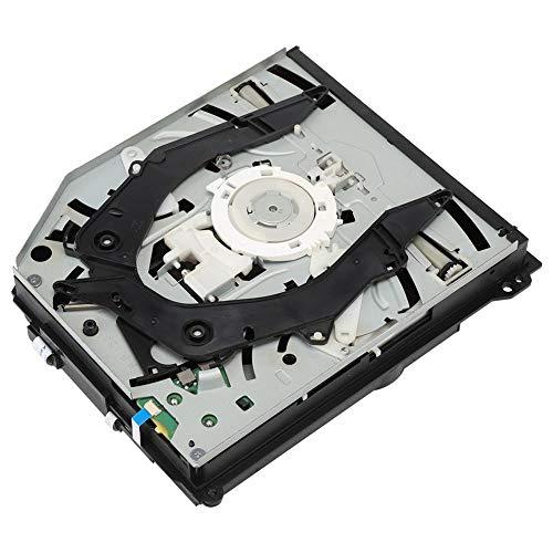 Heayzoki Blu-ray Disk DVD-Laufwerk für PS4, CD-Laufwerk-kompatibles Ersatzkit für PS4 1200 KEM-490, DVD-Laufwerk mit Ersatzgehäuse, Plug-and-Play-Einheit