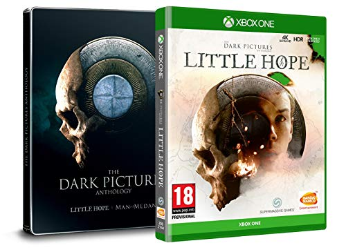 The Dark PICTURES: Little Hope + Steelbook (Esclusiva Amazon) - Bundle - Xbox One