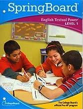 English Textual Power Level 1
