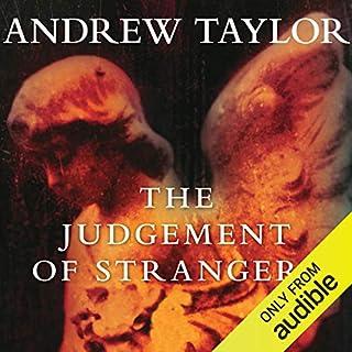 The Judgement of Strangers audiobook cover art