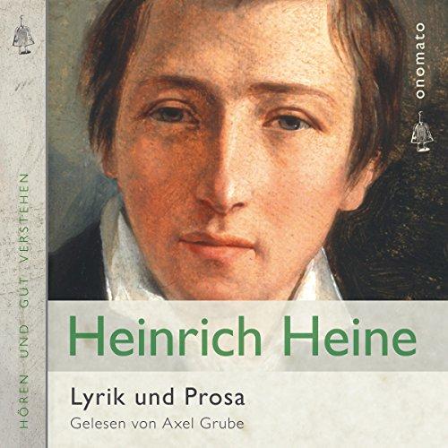 Heinrich Heine: Lyrik und Prosa Titelbild