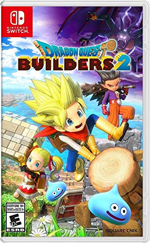 Dragon Quest Builders 2 - Nintendo...