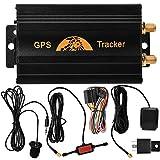 Fahrzeugortung, Bequeme einfache Bedienung Schwarz GPRS, fortschrittliches Metallgehäuse...