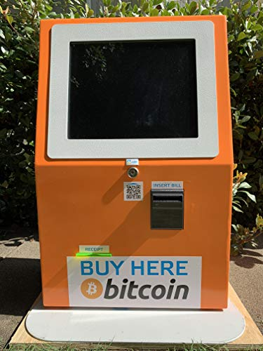 Sale!! Plug and Play refurbished Bitcoin ATM with Warranty and Support