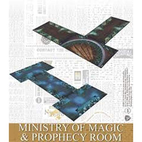 Knight Models Juego de Mesa - Miniaturas Resina Harry Potter Muñecos: Ministerium of Magic Expansion Pack English