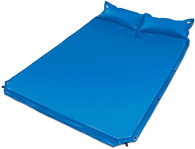 Aufblasbares Bett Bett Bett HETAO Air Bed Zwei Personen automatisch aufblasbare Pads Outdoor Zelt Camping verdickt mit Kissen aufblasbare Betten 190  132  3cm Matratze B07BG2CPB6  Bestseller 3d08b9