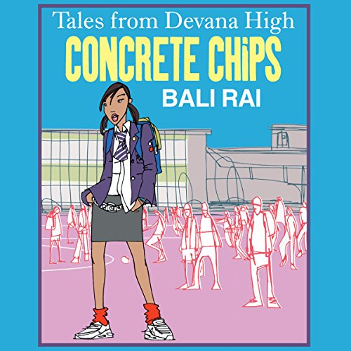 Tales from Devana High: Concrete Chips audiobook cover art