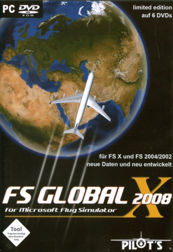 Flight Simulator X - FS Global 2008