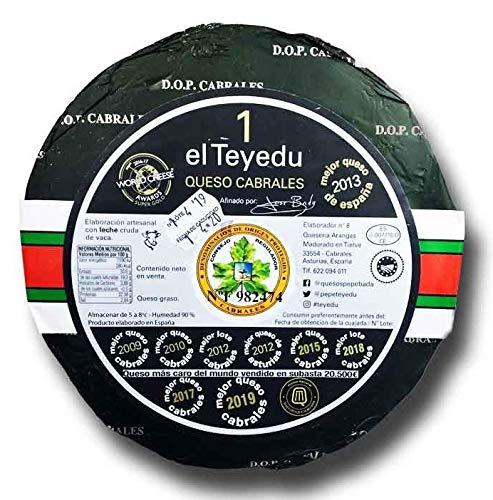 Queso D.O.P. Cabrales El TEYEDU (1,8 kg)