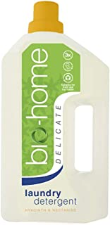 bio-home Laundry Detergent Delicate, Hyacinth and Nectarine, 1.5L