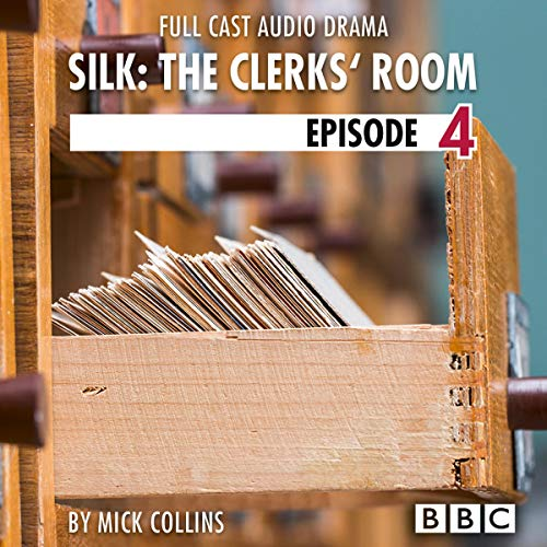 Silk - The Clerks' Room 4 audiobook cover art