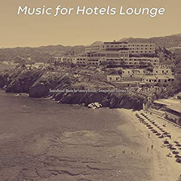 Sensational Music for Luxury Hotels - Trumpet and Soprano Sax
