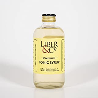 Premium Tonic Syrup (9.5 oz.)