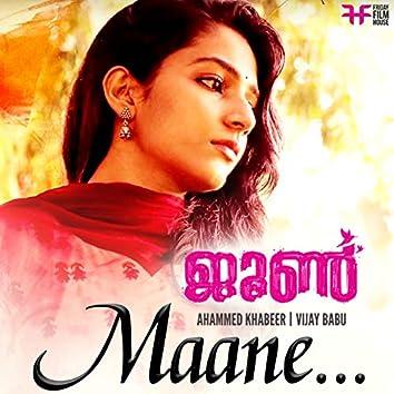 """Maane Penmaane (From """"June"""")"""