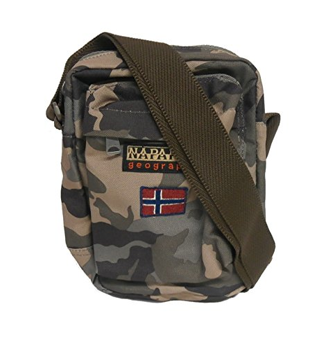 Borsetto Nordland Small Reporter Napapijri I50-Camouflage MainApps