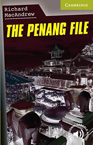 The Penang File (Cambridge English Readers)の詳細を見る