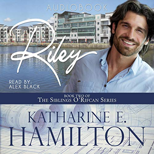 Riley audiobook cover art