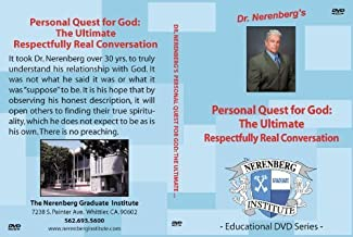 Personal Quest for God: The Ultimate Respectfully Real Conversation