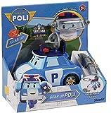 Retrogame Poli - Robocar Poli-Veicoli Con Accessori, 83410 Gear UP