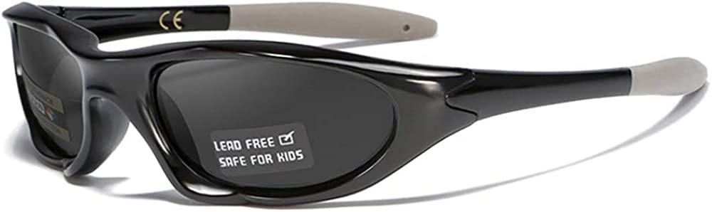 KECHIO Rubber Kids Polarized Sunglasses Shade 1 year warranty Max 58% OFF Strap with Glasses
