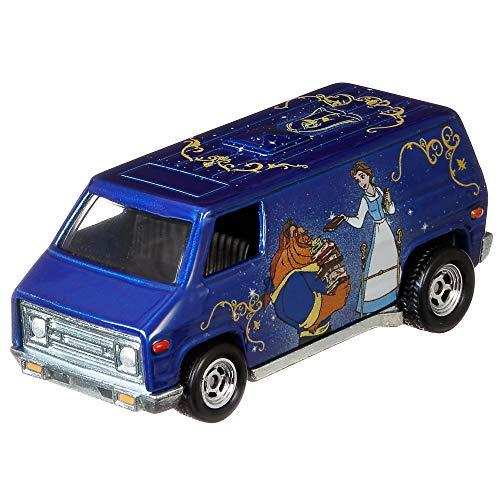 Hot Wheels Beauty and The Beast Super Van (GJR29)