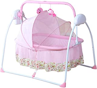 Swing Baby Swings and Bouncers with Removable Toy Bar and Vibration Function with 6 Music Melodies Baby Sleepy Baby Artifa...