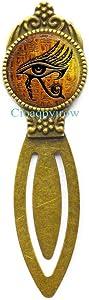 Egyptian Eye of Horus Bookmark,Egyptian Eye.Birthday Gifts,Bookmarks for Women,Gift for her,BFF Gift,HO0E9