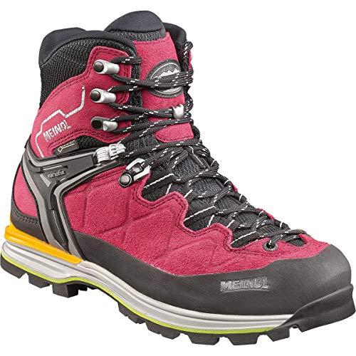 Meindl Damen Litepeak PRO GTX Schuhe, rot-schwarz, UK 6.5
