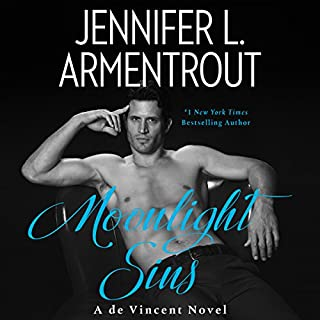 Moonlight Sins     A de Vincent Novel              By:                                                                                                                                 Jennifer L. Armentrout                               Narrated by:                                                                                                                                 CJ Bloom,                                                                                        Blake Richard                      Length: 13 hrs and 3 mins     115 ratings     Overall 4.3