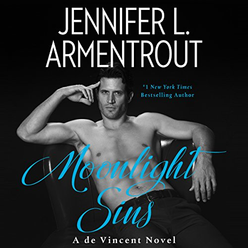 Moonlight Sins audiobook cover art