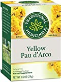 Traditional Medicinals Traditional Tea Blend Pau D'Arco 16 tea...