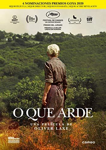 Lo Que Arde [DVD]